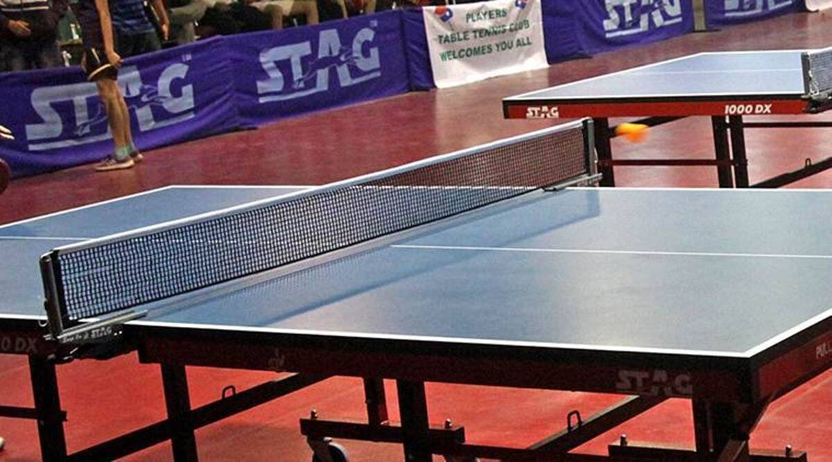 Table tennis, National Table Tennis Championship ,National Table Tennis Championship start, table tennis news, indian express news