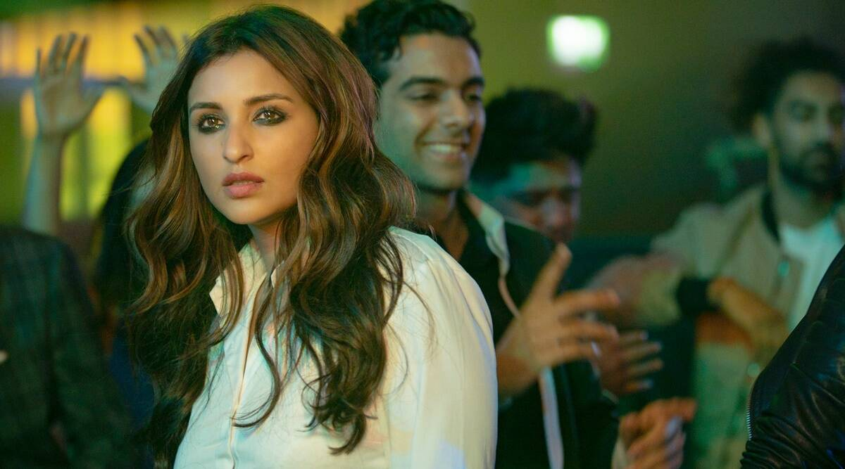 The Girl on the Train review and release LIVE UPDATES: Parineeti Chopra's film is out on Netflix - The Indian Express