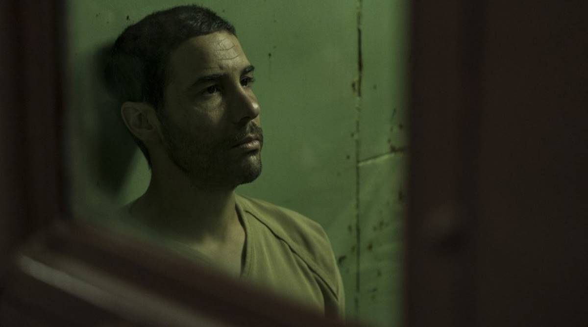 Tahar Rahim in The Mauritanian