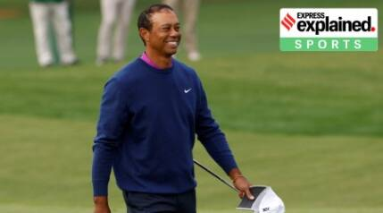 Recalling Tiger Woods' long history of injuries