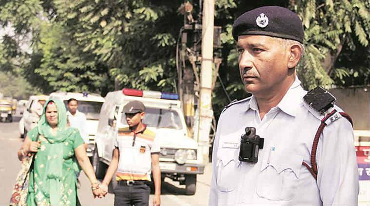 Mumbai traffic police, body cameras for Mumbai traffic police, Mumbai news, Maharashtra news, Indian express news