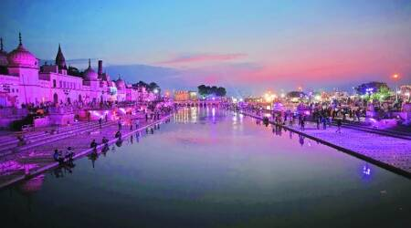 UP annual budget Ayodhya