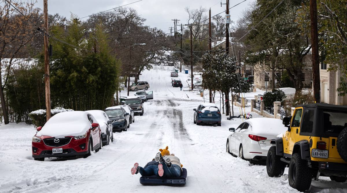 Texas declares state of emergency as dangerous winter storm causes power outages for millions