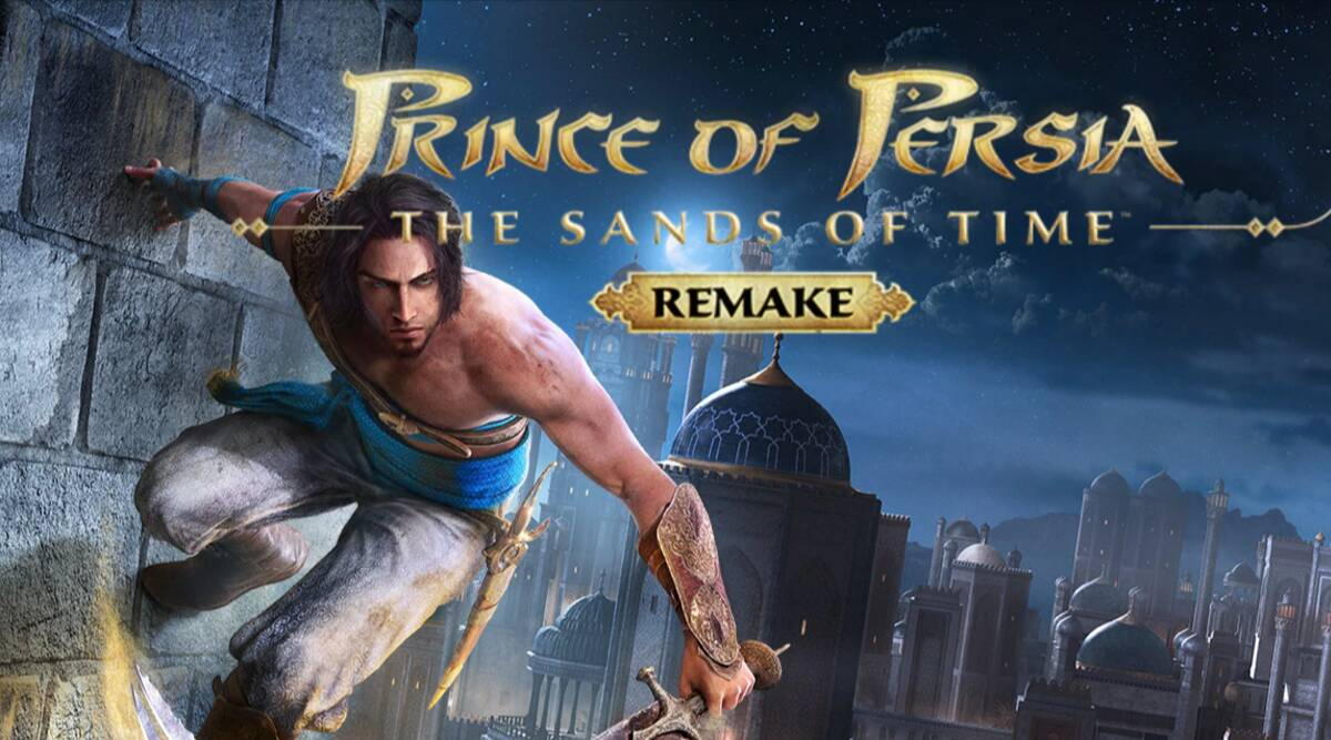 Prince of Persia: The Sands of Time remake delayed indefinitely by Ubisoft - The Indian Express