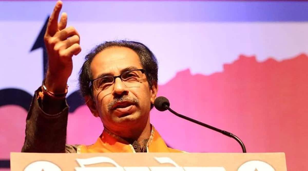 Maharashtra CM, Maharashtra covid review meeting, COvid positivity rate, Mumbain news, Maharashtra news, Indian express news
