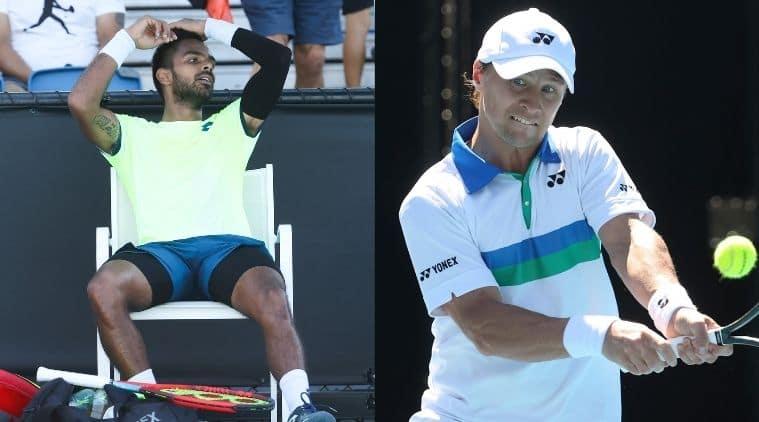 Sumit Nagal, Australian Open