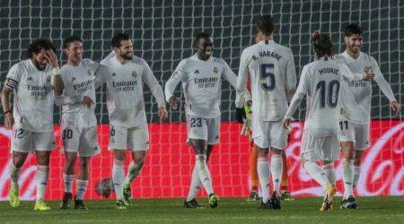 Real Madrid vs Getafe, LaLiga