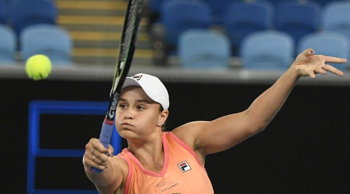 Ash Barty, Australian Open
