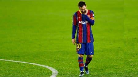 Sevilla vs Barcelona, Messi