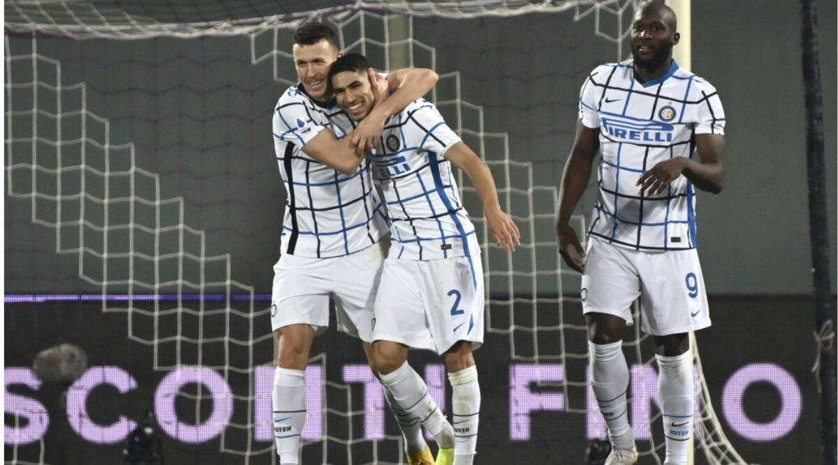 Fiorentina and Inter Milan, Serie A