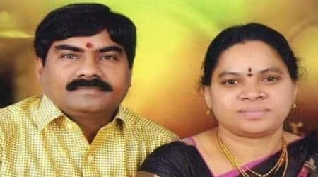 Telangana lawyer couple murder, Telangana news, Hyderabad news, Telangana courts, Telangana lawyers, Gattu Vamana Rao and his wife PV Nagamani, Indian express