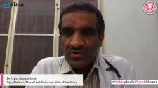 "Dr. Vijaya Bhaskar Reddy: ""What is hypothyroidism?"""