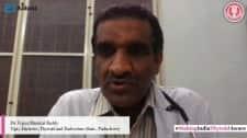 "Dr. Vijaya Bhaskar Reddy: ""What is hypothyroidism?"""