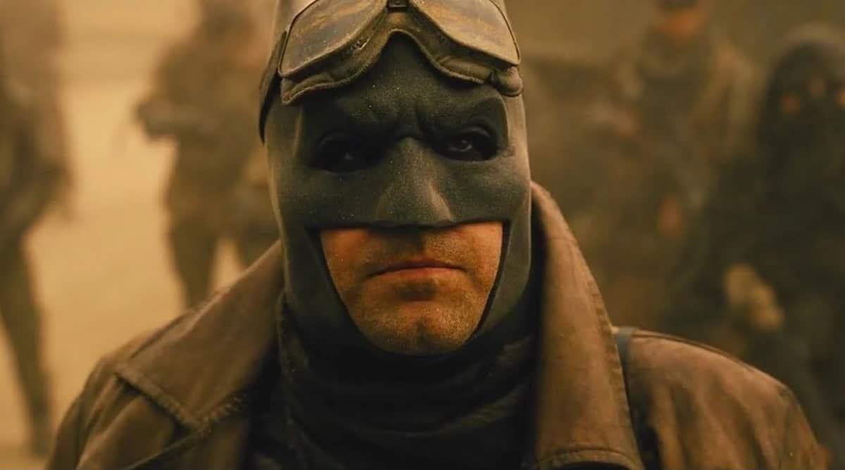 Zack Snyder's Justice League , snyder cut