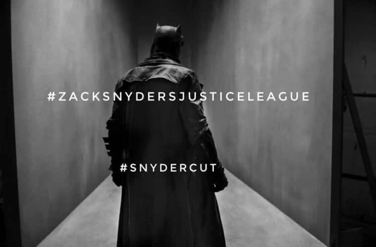 zack snyder justice league