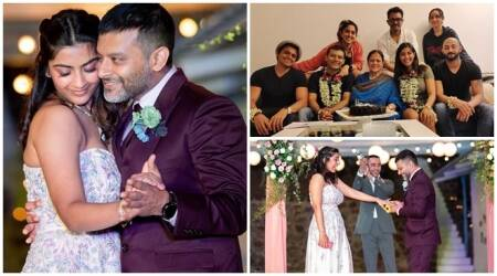 Zayn Khan wedding photos, Aamir Khan, Ira Khan, Imran Khan in photos