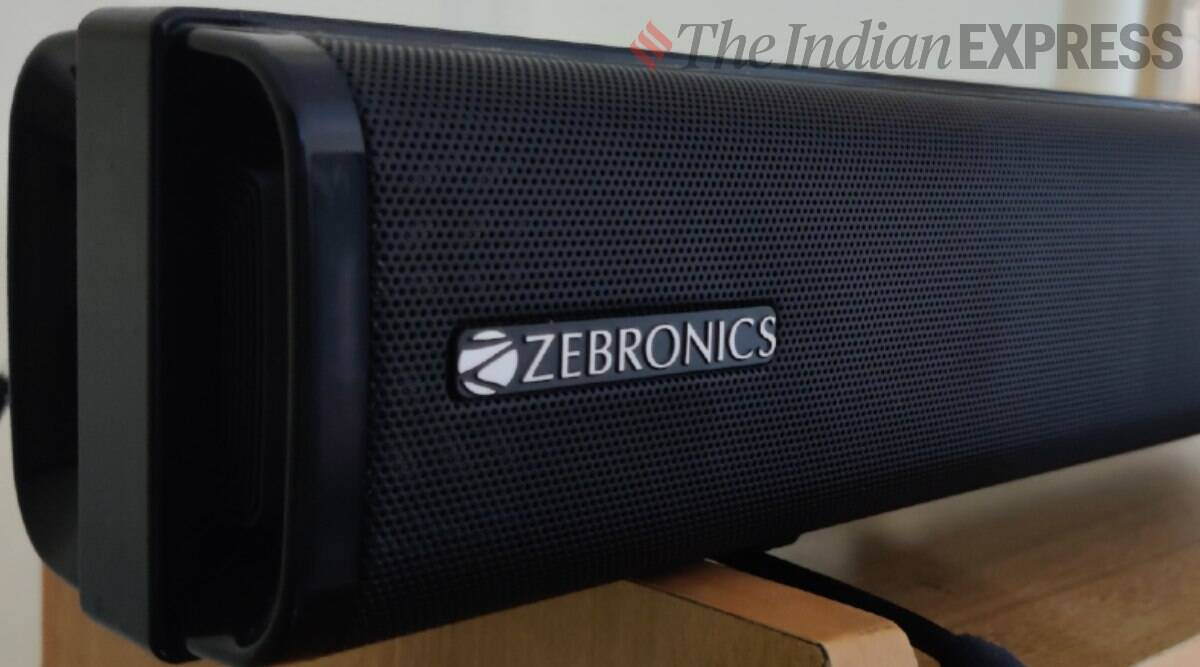 Zebronics, Zebronics Juke Bar, Zeb JukeBar, soundbar, soundbar review, speaker, speaker review, tech review,