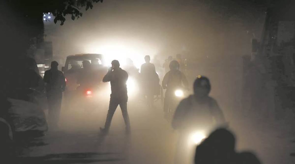 Delhi air pollution, Delhi pollution hotspots, Arvind Kejriwal, Delhi CM, Delhi news, Indian express news