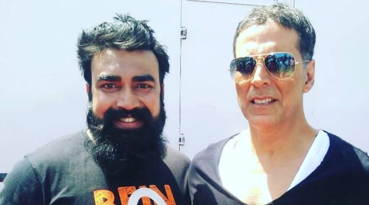 Akshay Kumar remembers 'smiling, young man' Sandeep Nahar, calls his death 'heartbreaking' - The Indian Express