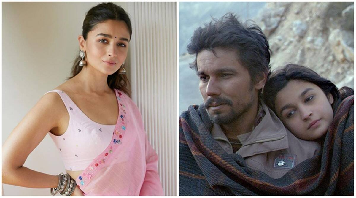 Alia Bhatt celebrates seven years of Highway with these unseen photos - The Indian Express