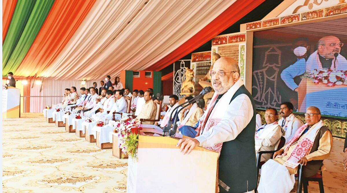 BJP looks to retain power but CAA could be sore point in Assam | India News,The Indian Express