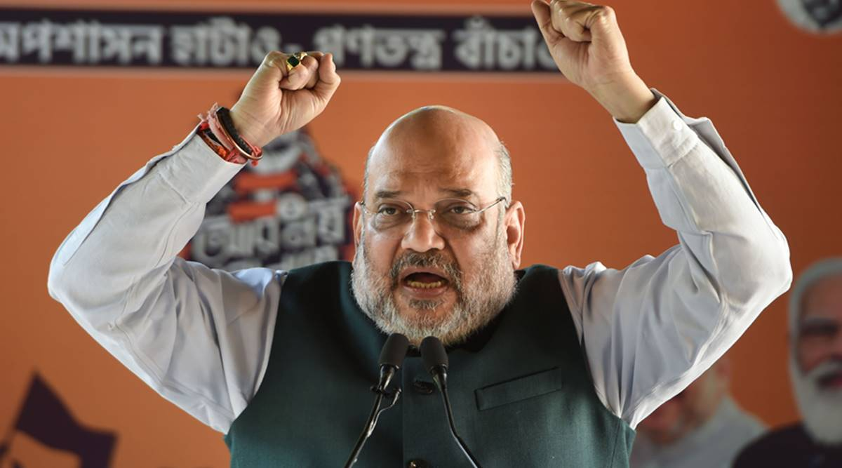 Mamata govt works for nephew welfare: Amit Shah at Bengal BJP rally