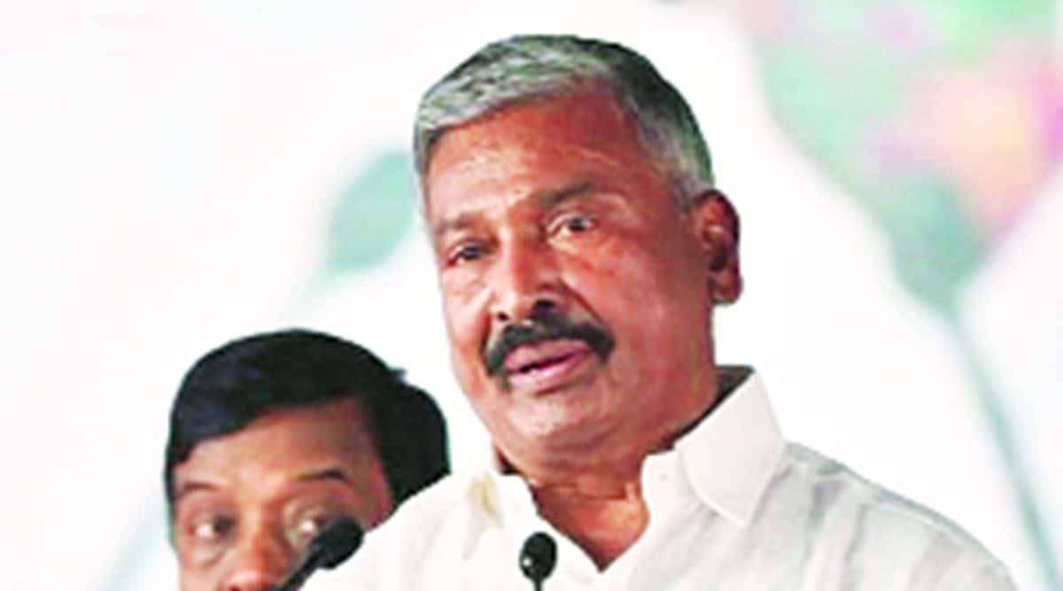 Andhra Pradesh election commission, P Ramachandra Reddy, Andhra panchayat elections, indian express news
