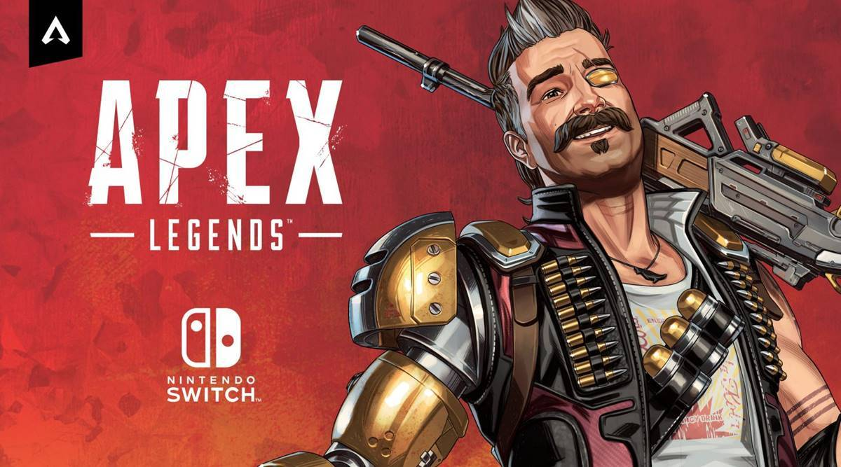 When does Apex Legends release on the Nintendo Switch?