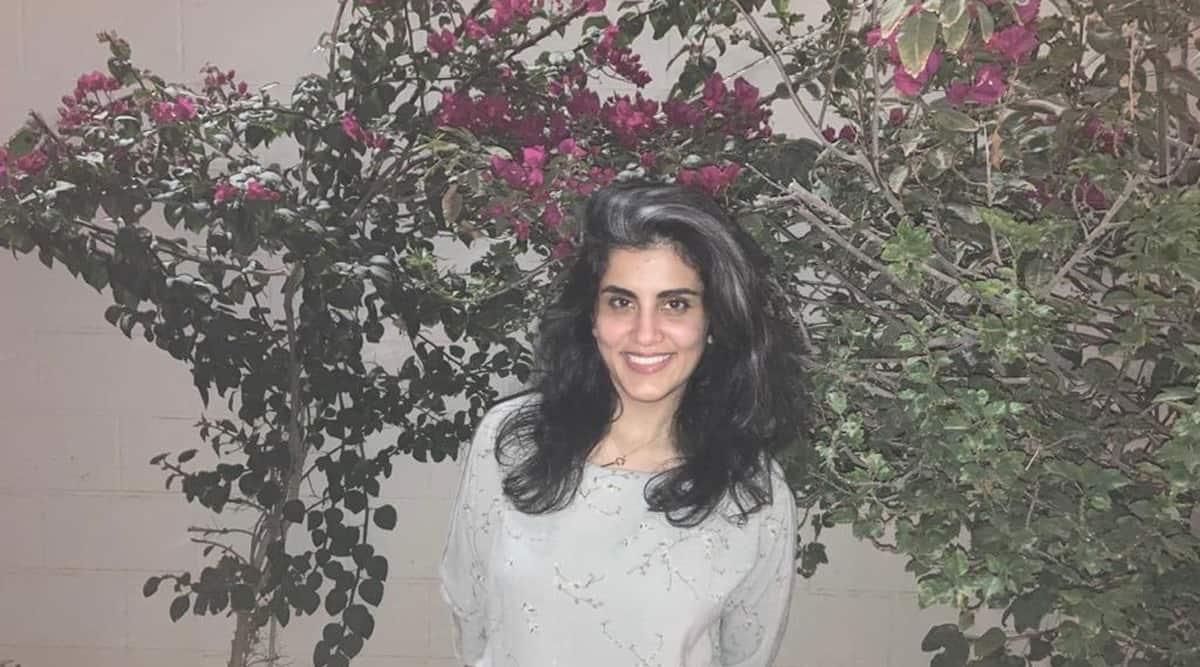 Loujain al-Hathloul, Saudi Arabia political activist, Loujain al-Hathloul arrest, Loujain al-Hathloul released, Loujain al-Hathloul news, indian express news