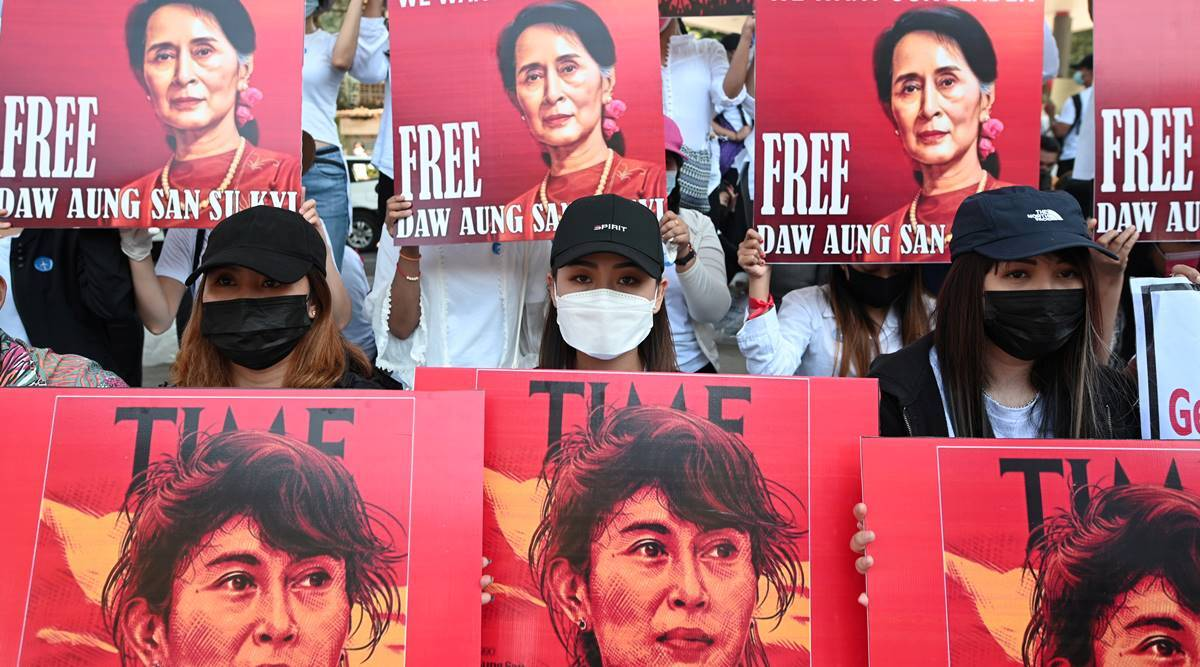 Myanmar's Suu Kyi detained on remand until Feb 17, lawyer says