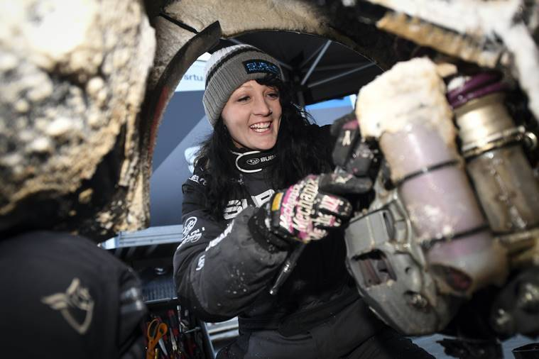 Woman, who died setting land speed record, continues to inspire others