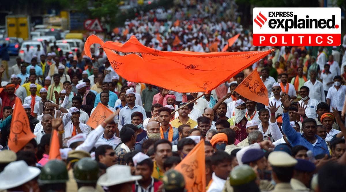 Karnataka quota, Karnataka reservation, Karnataka Panchamasali Lingayats, Lingayats, Lingayats quota, karnataka quota politics, indian express
