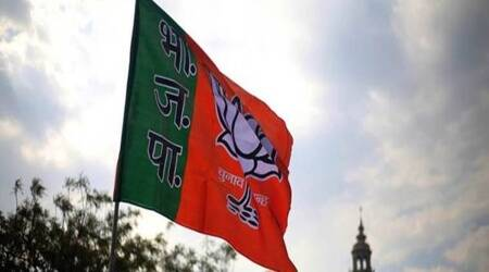 Ahmedabad Municipal Corporation, BJP, Gujarat local elections, Gujarat minicipal elections, Gujrat CM, Vijay Rupani, Gujarat news, Indian Express