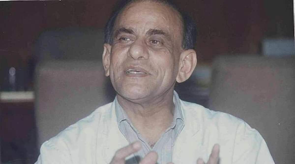 Chandigarh: Prof BK Sharma, former PGI director, passes away