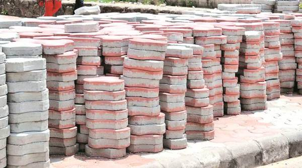 On Chandigarh councillors' list of priorities: Pavers and tiles, not broken roads