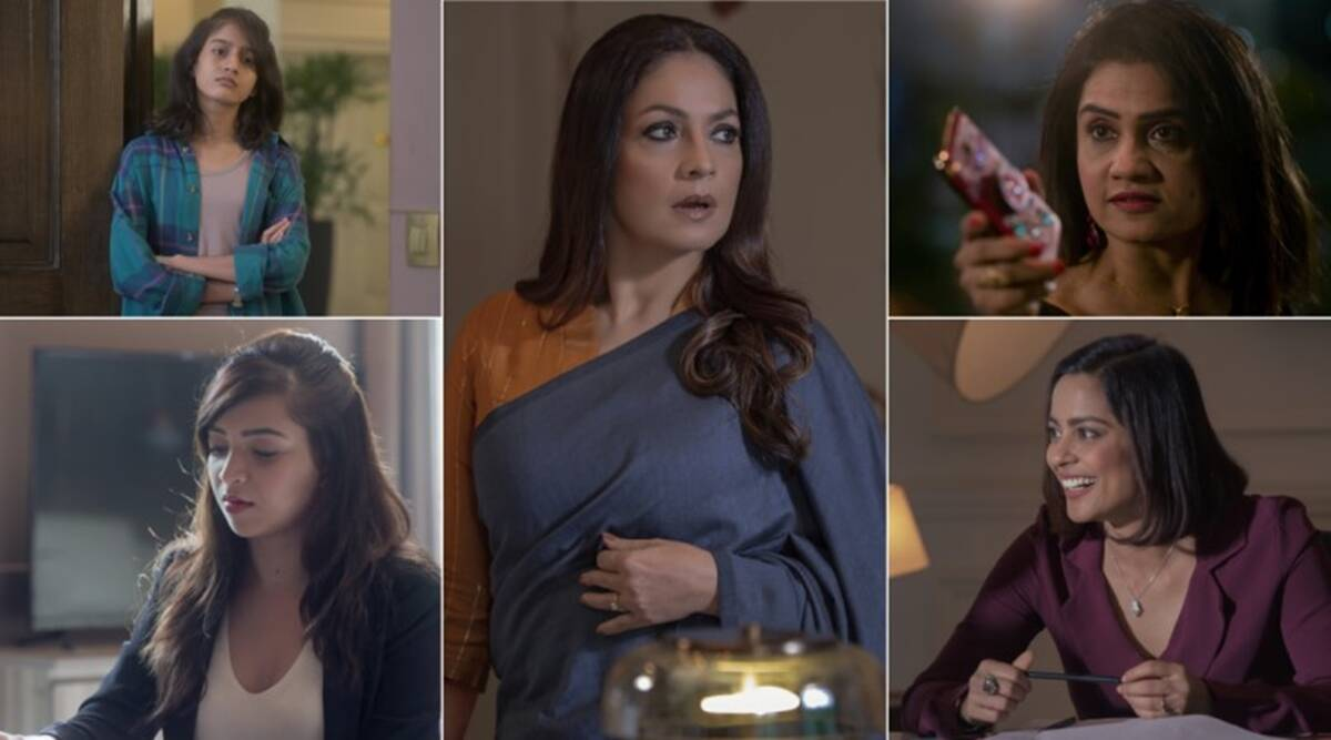 Bombay Begums trailer: Pooja Bhatt and Co. are in a battle for survival in Netflix series - The Indian Express