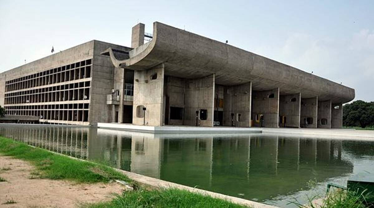 Capitol Complex, Godrej and Boyce, Capitol Complex heritage site, Capitol Complex restoration, Chandigarh news, indian Express news
