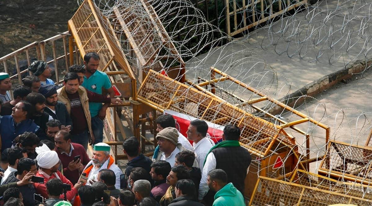 Chakka Jam, farmers protest, farm laws
