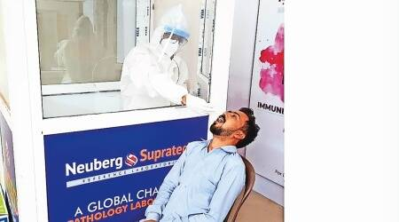 Covid test mandatory, Delhi entry, coronavirus cases, Delhi news, Indian express news