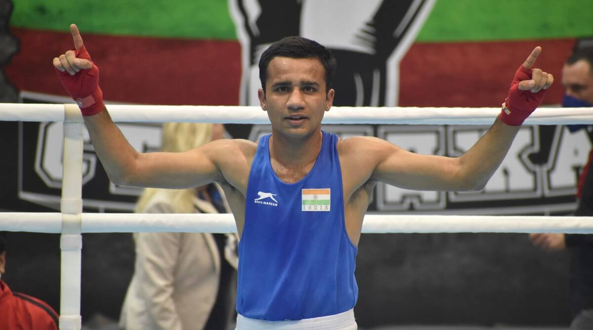 Indian flyweight Deepak Bhoria beats world champion Zoirov to enter finals of Strandja Memorial