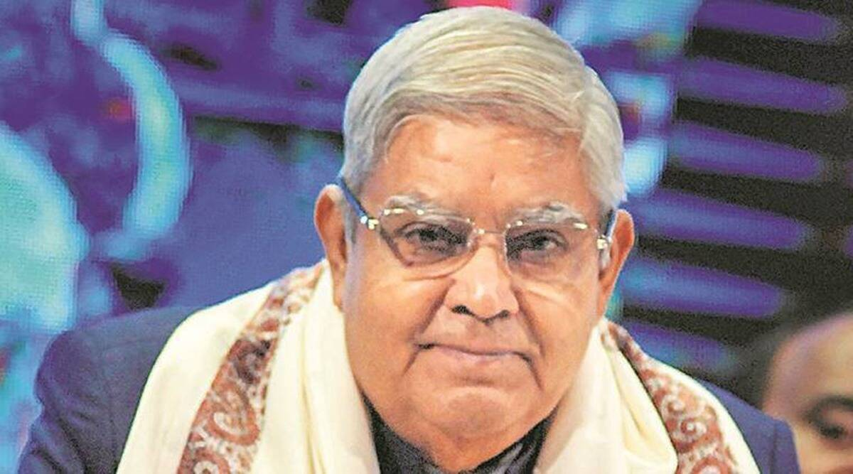 Fear prevails in state: Jagdeep Dhankhar