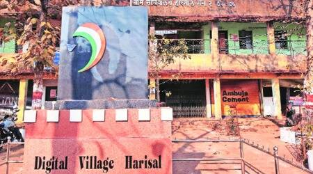 Amid pandemic, India's first digital village faces teething problems in digitisation
