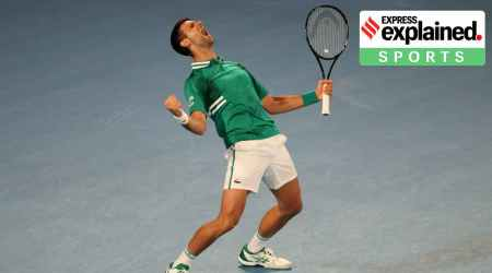 Australian open, aus open explained, NovaK Djokovic, Australian open tournament, fast court, tennis, indian express