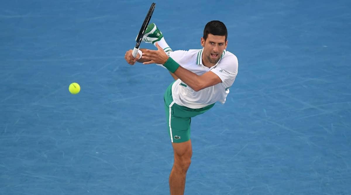 Novak Djokovic: 310 weeks as No.1, level with Roger Federer