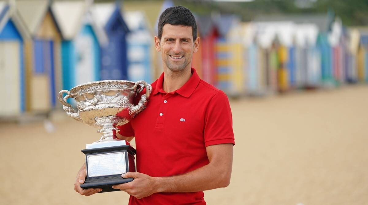 Novak Djokovic right to focus on Federer, Nadal and the Grand Slam record - The Indian Express