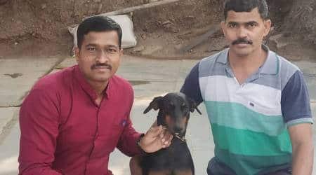 Police dog Siba identifies suspects from footwear, helps Pune Rural cops crack brutal armed robbery case