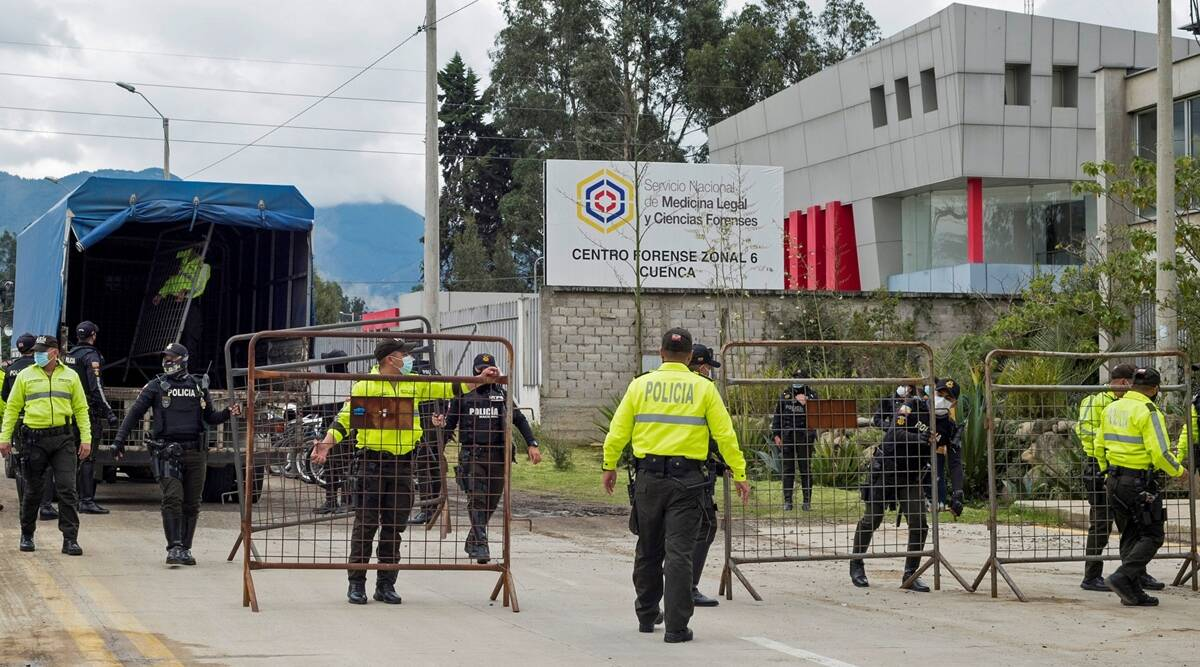 At least 62 killed in Ecuadorean prison gang riots | World News,The Indian  Express