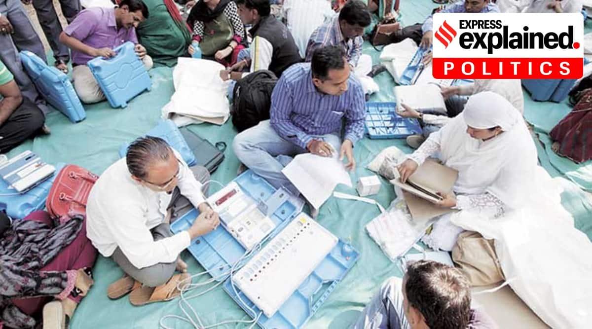 Gujarat two-child policy, gujarat civic body election, Gujarat Local Authorities Act, Gujarat government, AHmedabad news, Gujarat news, Indian express news
