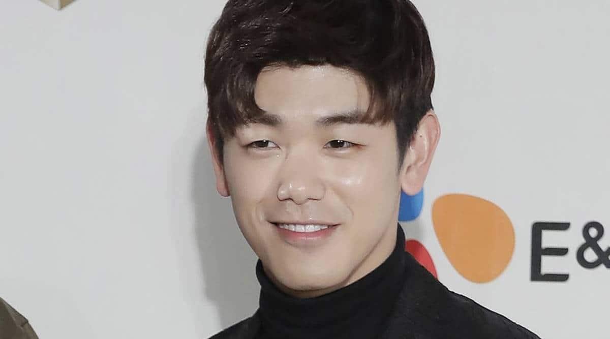 South Korean American singer Eric Nam