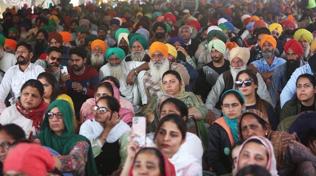 Farmers protest, Farmers republic day violence, farm biils, rakesh tikait, farm leader, indian express news